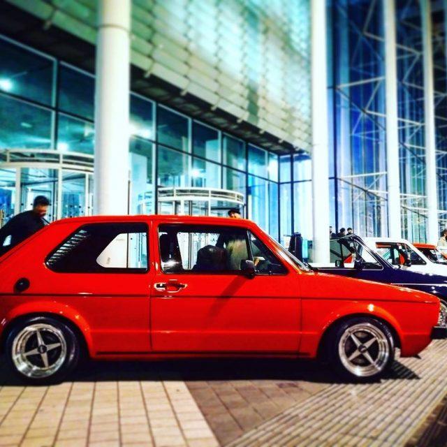 Clean londoncartel VW volkswagen mk1 Imperial ICL golf