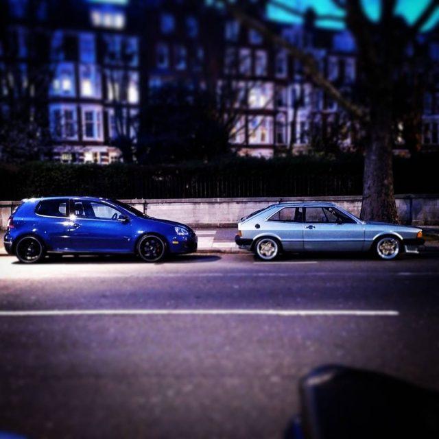 Not Cartel londoncartel Chelsea mk5 scirocco VW golf volkswagen